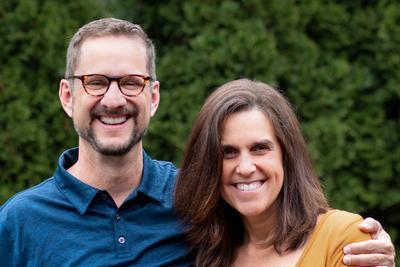 Sean and Laura Richmond leadership